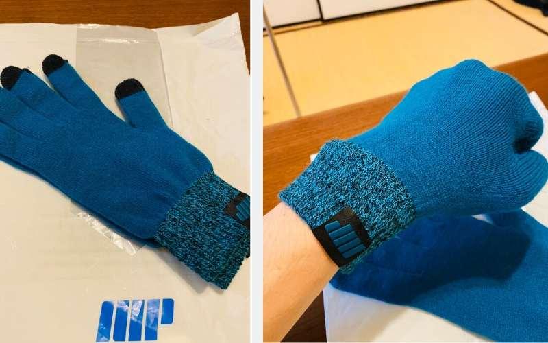 マイプロテインの手袋